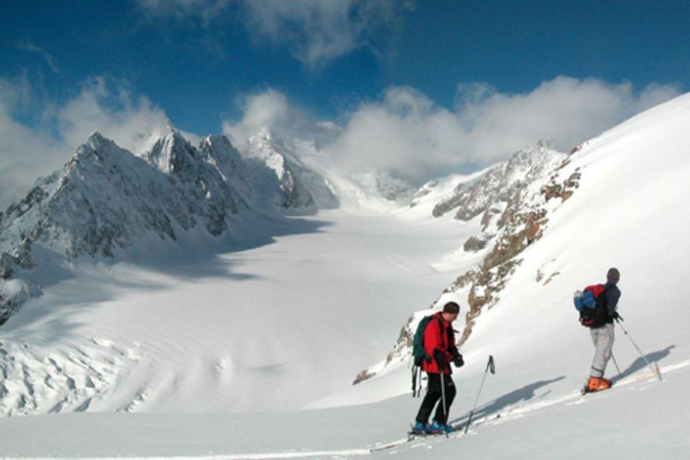 Le Ski de Rando et le Télémark